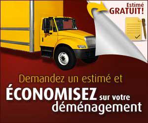 Quand les déménageurs font compétition, vous ÉCONOMISEZ! Recevez des soumissions par plusieurs compagnies de déménagement.
