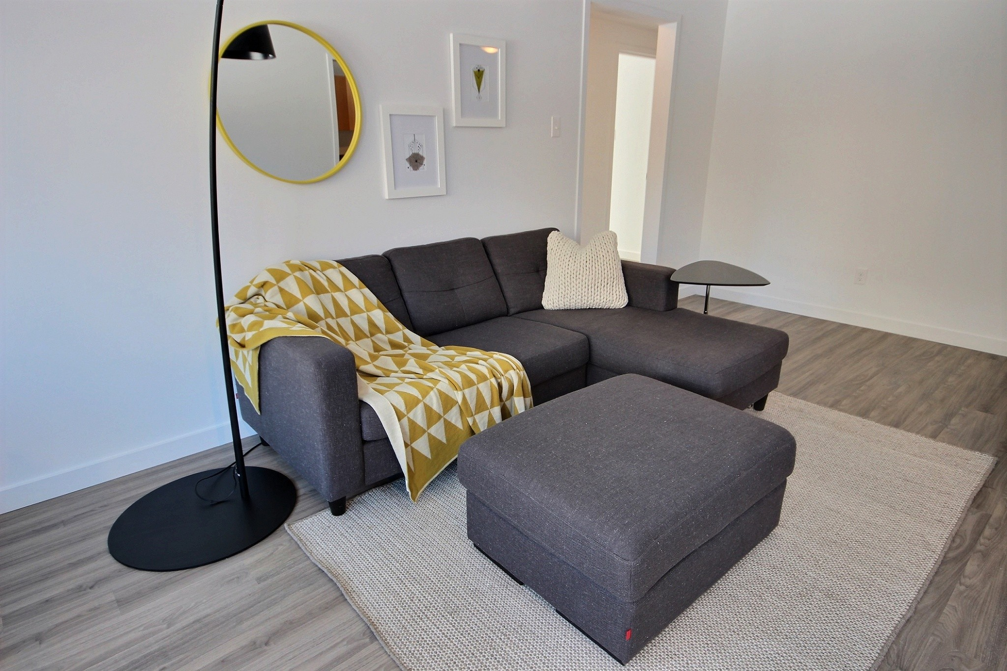 Appartement 2 Chambres a louer à Saint Lambert a Projets Preville 2 - Photo 04 - TrouveUnAppart – L7910