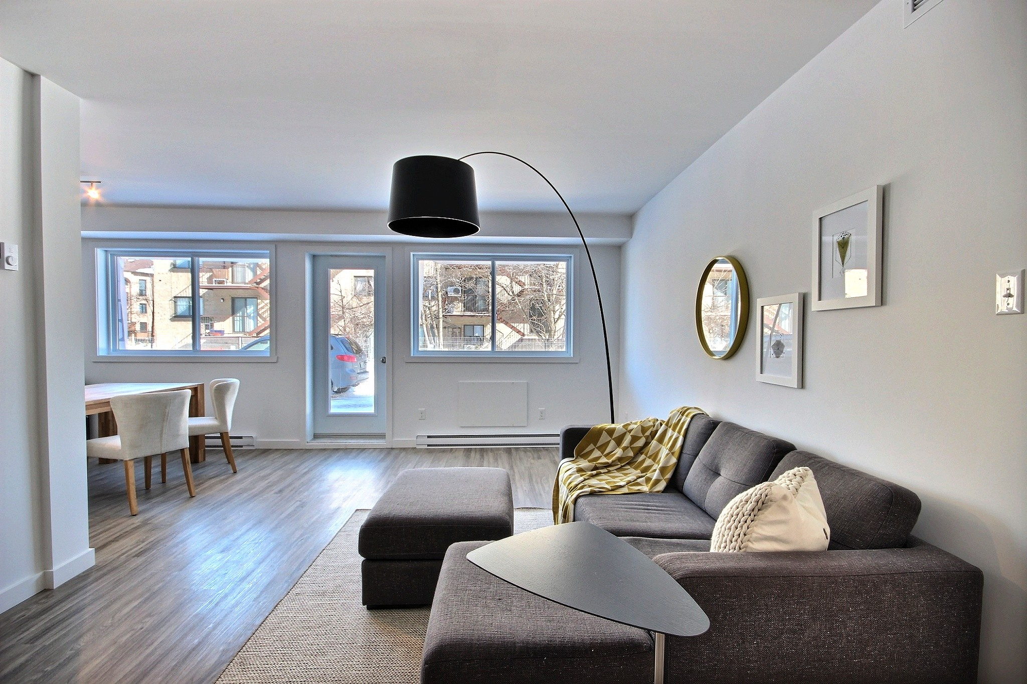 Appartement 2 Chambres a louer à Saint Lambert a Projets Preville 2 - Photo 06 - TrouveUnAppart – L7910