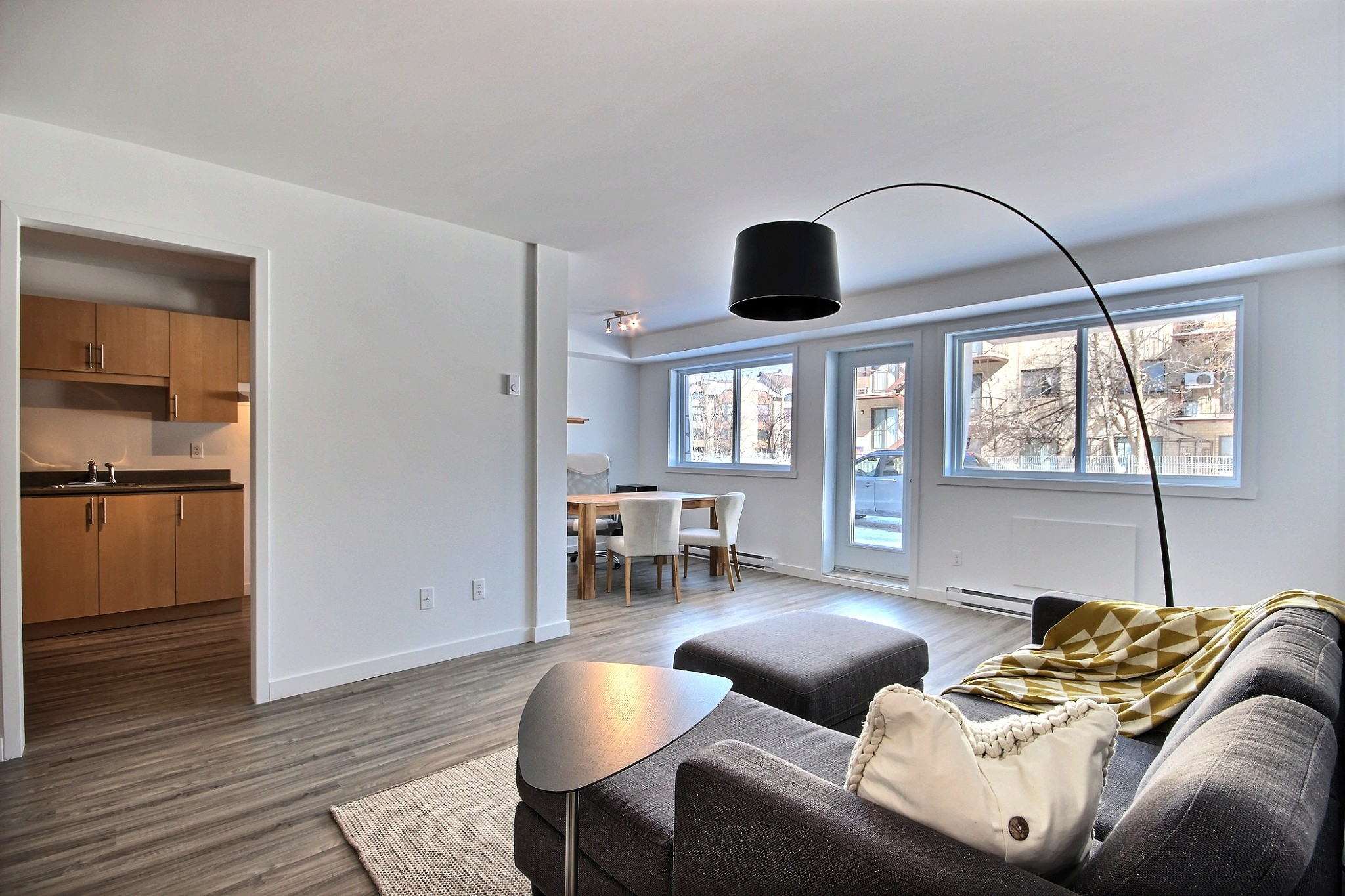 Appartement 2 Chambres a louer à Saint Lambert a Projets Preville 2 - Photo 14 - TrouveUnAppart – L7910