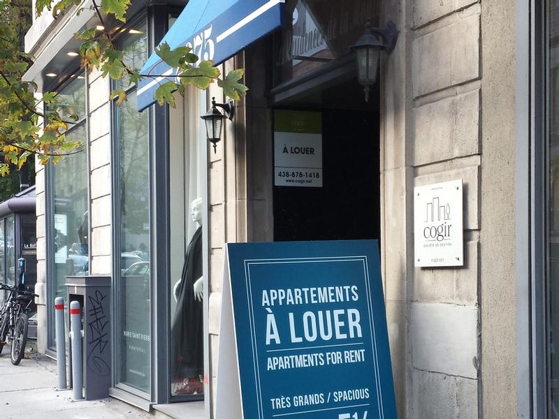 Appartement 2 Chambres a louer à Montréal (Centre-Ville) a Les appartements de la Montagne - Photo 01 - TrouveUnAppart – L168589