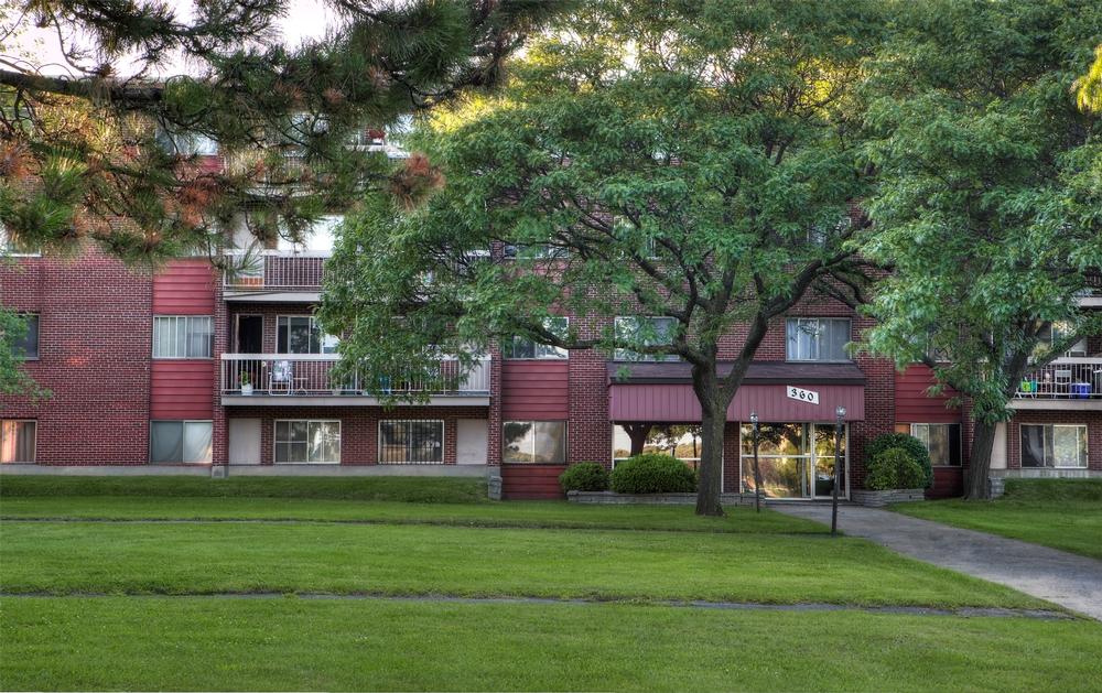 Appartement 1 Chambre a louer à Laval a Papineau Leblanc - Photo 02 - TrouveUnAppart – L9529