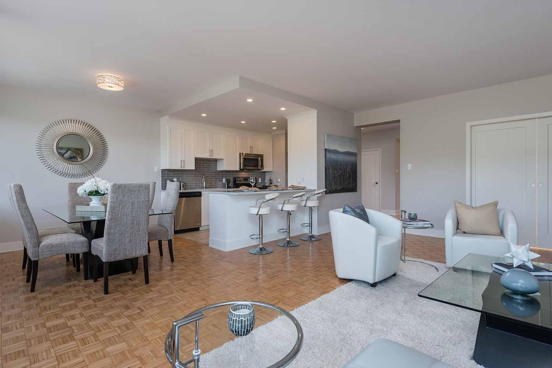 Appartement 3 Chambres de luxe a louer à Westmount a 4300 de Maisonneuve Ouest - Photo 04 - TrouveUnAppart – L2168