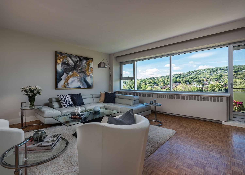 Appartement 3 Chambres de luxe a louer à Westmount a 4300 de Maisonneuve Ouest - Photo 06 - TrouveUnAppart – L2168