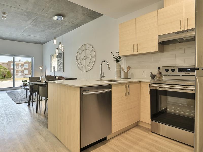 Appartement 2 Chambres a louer à Laval a Milo - Photo 12 - TrouveUnAppart – L405439