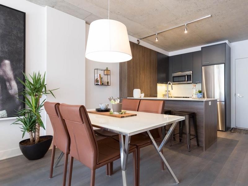 Appartement 3 Chambres de luxe a louer à Montréal (Centre-Ville) a Appartements-Boutique - Photo 02 - TrouveUnAppart – L136678