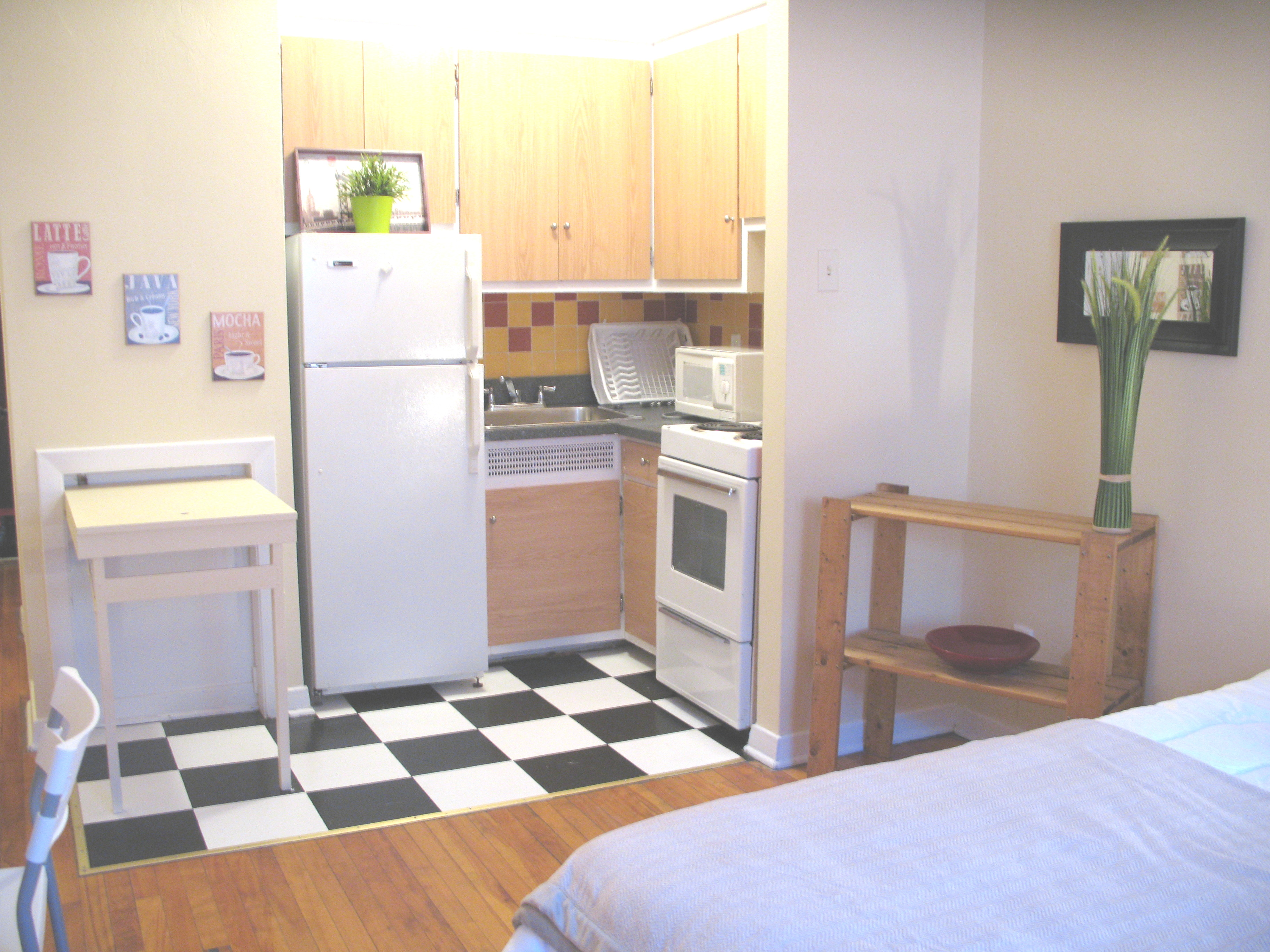 Appartement Studio / Bachelor a louer à Côte-des-Neiges a CDN - Photo 04 - TrouveUnAppart – L8140