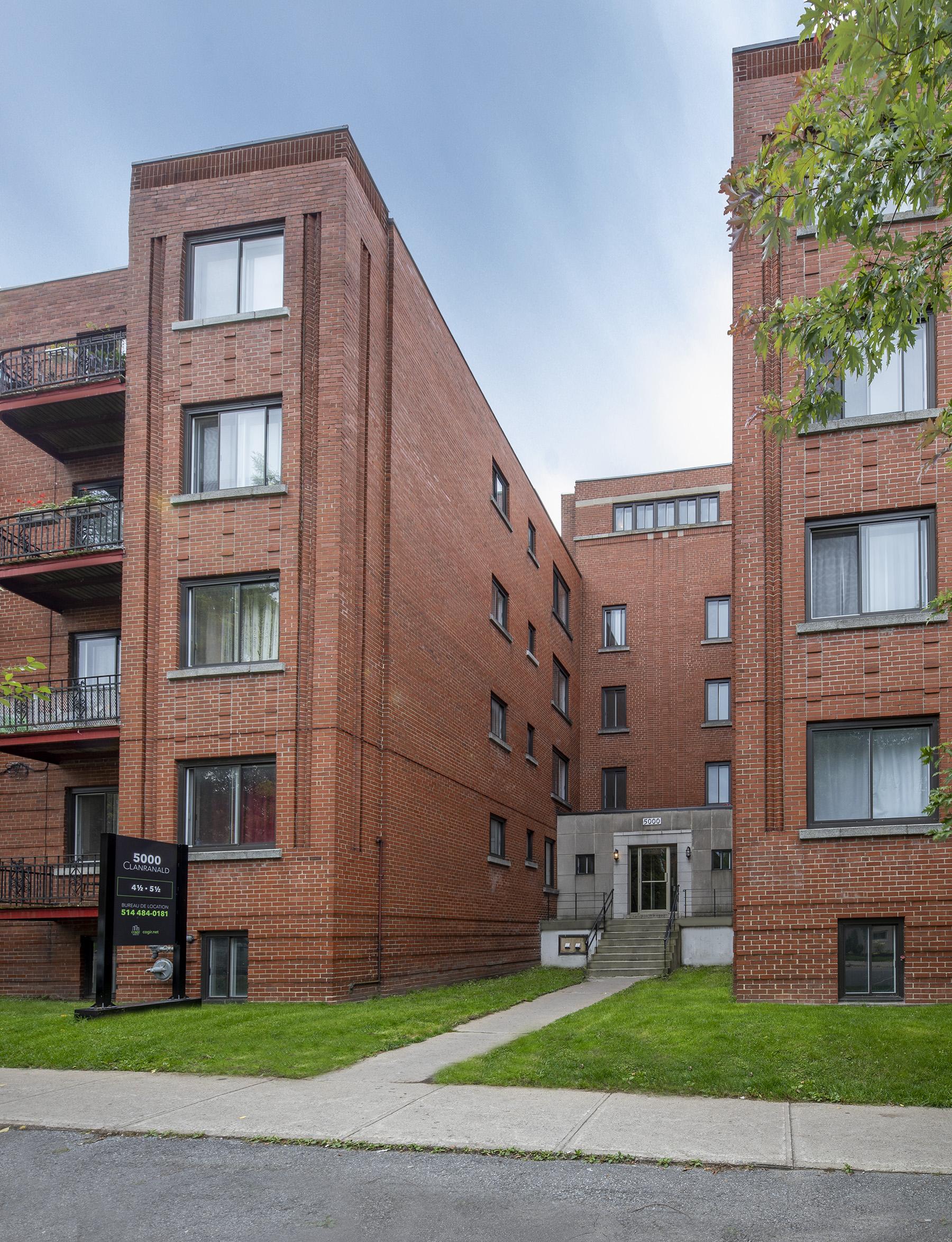 Appartement 2 Chambres a louer à Côte-des-Neiges a 5000 Clanranald - Photo 02 - TrouveUnAppart – L401548