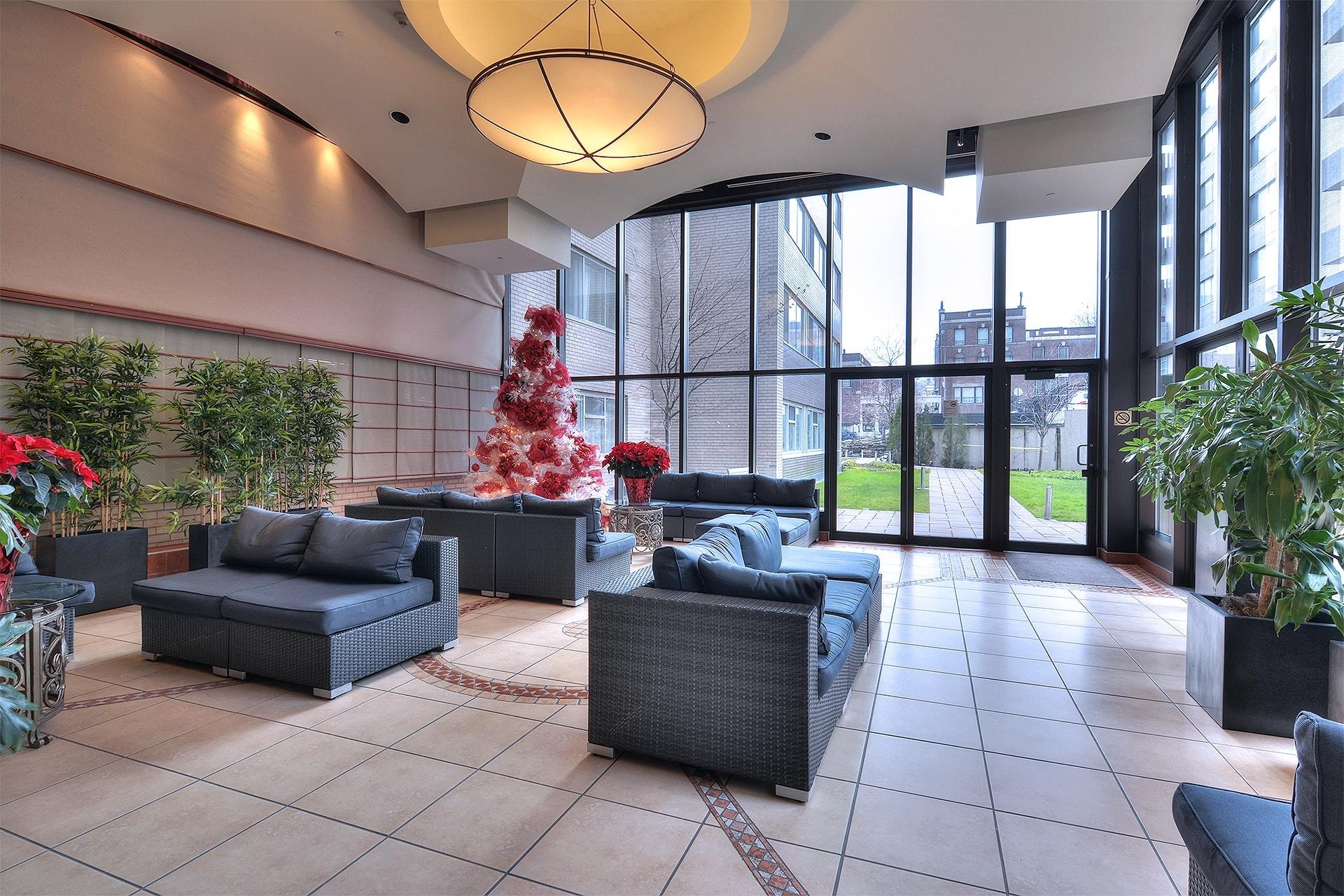 Appartement 2 Chambres de luxe a louer à Montréal (Centre-Ville) a Le Parc - Photo 10 - TrouveUnAppart – L1789