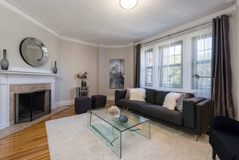 Appartement 2 Chambres de luxe a louer à Montréal (Centre-Ville) a Haddon Hall - Photo 05 - TrouveUnAppart – L2271