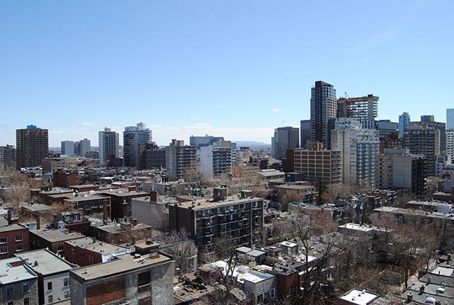 Appartement 2 Chambres a louer à Montréal (Centre-Ville) a Lorne - Photo 03 - TrouveUnAppart – L396032