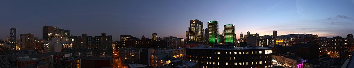 Condo Studio / Bachelor de luxe a louer à Montréal (Centre-Ville) a 1255 de Bullion - Photo 04 - TrouveUnAppart – L119807