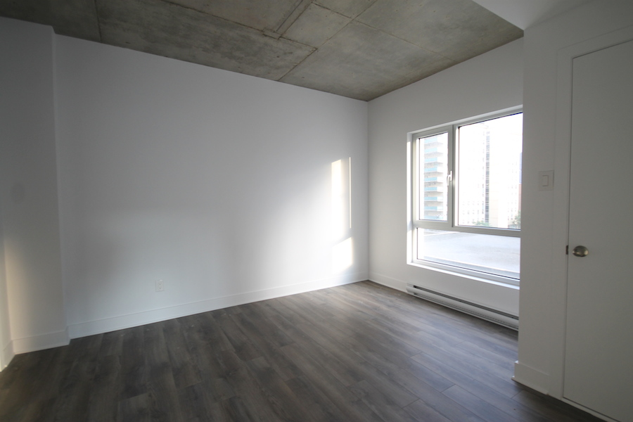 Condo Studio / Bachelor de luxe a louer à Montréal (Centre-Ville) a 1255 de Bullion - Photo 14 - TrouveUnAppart – L119807