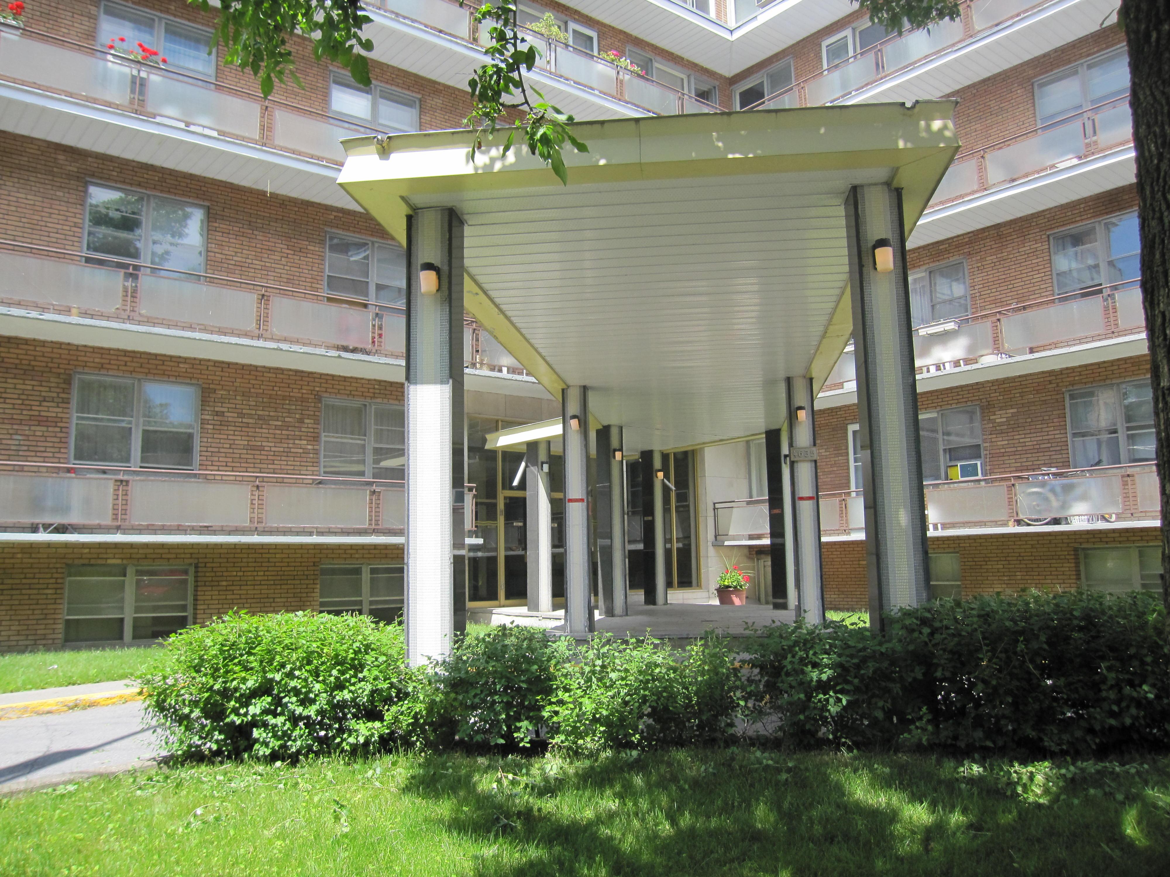 Appartement 2 Chambres a louer à Notre-Dame-de-Grâce a 4635 Clanranald - Photo 04 - TrouveUnAppart – L23639