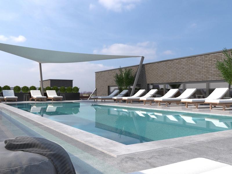 Appartement 2 Chambres de luxe a louer à Pointe-Claire a H1 Harmonie Urbaine - Photo 01 - TrouveUnAppart – L323427