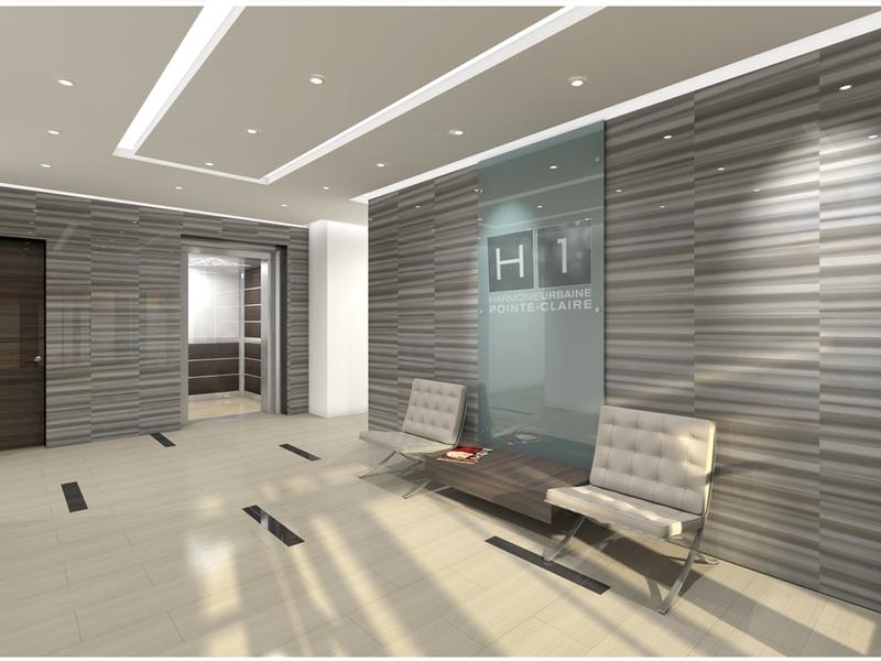 Appartement 2 Chambres de luxe a louer à Pointe-Claire a H1 Harmonie Urbaine - Photo 04 - TrouveUnAppart – L323427