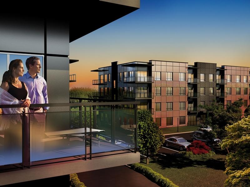 Appartement 2 Chambres de luxe a louer à Pointe-Claire a H1 Harmonie Urbaine - Photo 05 - TrouveUnAppart – L323427