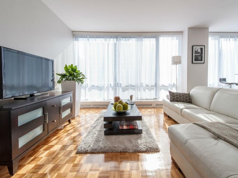 Penthouse 3 Chambres a louer à Côte-des-Neiges a Rockhill - Photo 04 - TrouveUnAppart – L1993