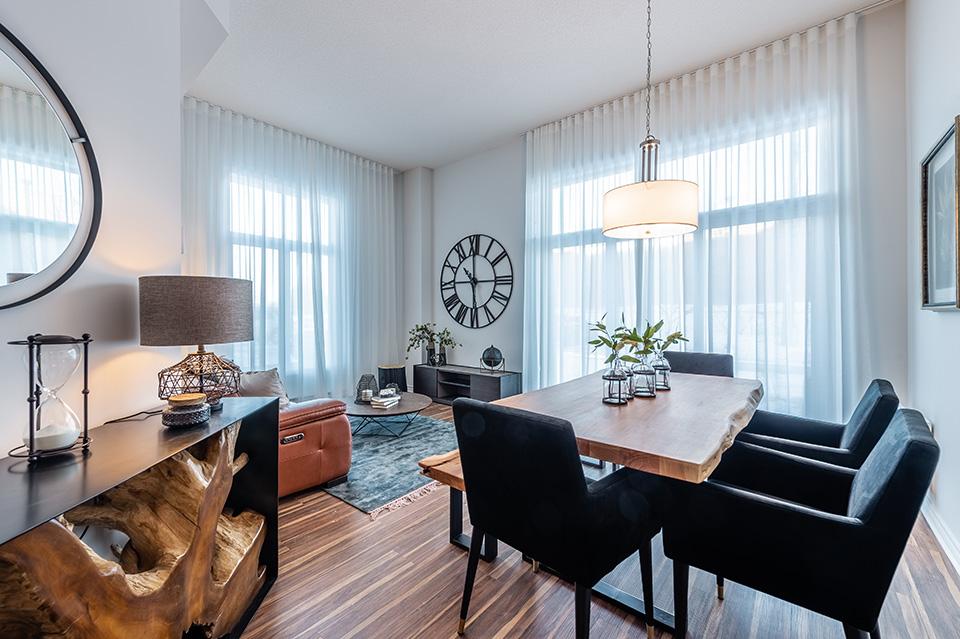 Appartement 2 Chambres de luxe a louer à Pointe-Claire a La Voile Pointe-Claire - Photo 03 - TrouveUnAppart – L403117