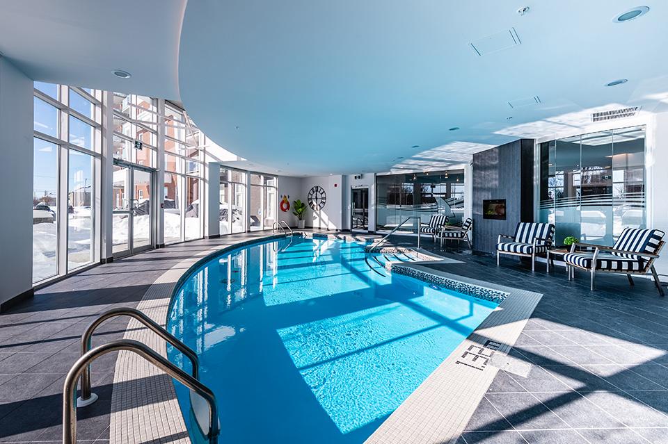 Appartement 2 Chambres de luxe a louer à Pointe-Claire a La Voile Pointe-Claire - Photo 08 - TrouveUnAppart – L403117