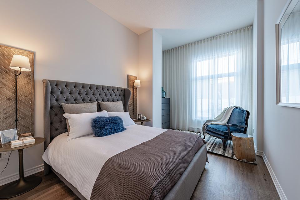 Appartement 2 Chambres de luxe a louer à Pointe-Claire a La Voile Pointe-Claire - Photo 04 - TrouveUnAppart – L403117