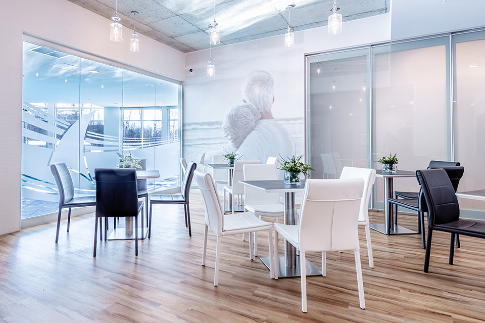 Appartement 3 Chambres de luxe a louer à Pointe-Claire a La Voile Pointe-Claire - Photo 15 - TrouveUnAppart – L403117