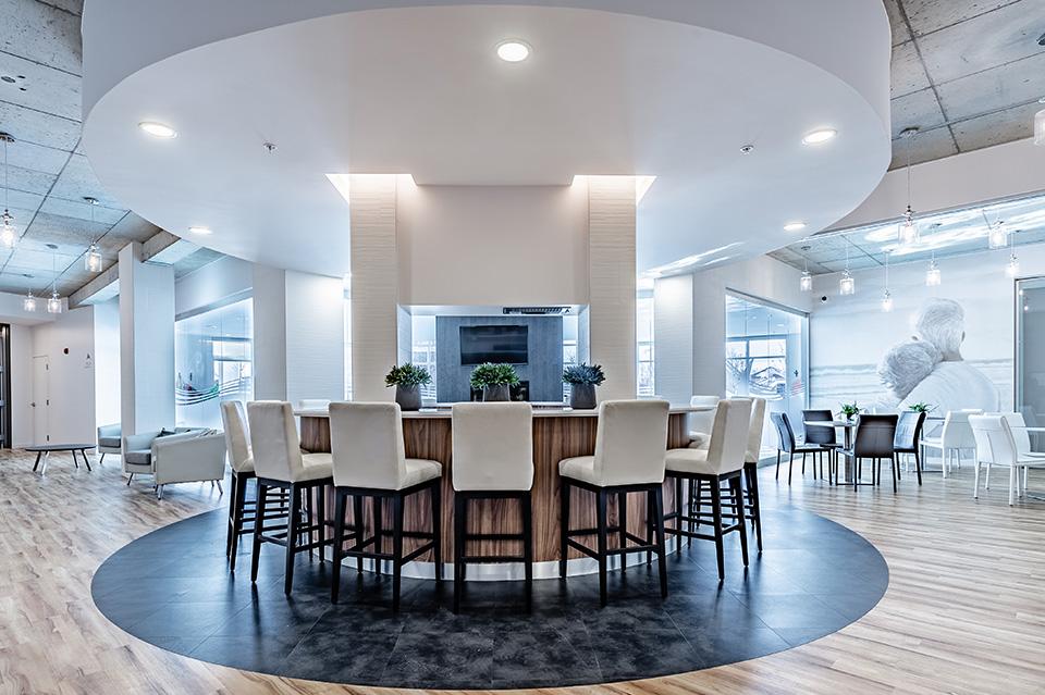 Appartement 2 Chambres de luxe a louer à Pointe-Claire a La Voile Pointe-Claire - Photo 12 - TrouveUnAppart – L403117