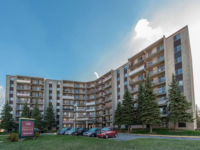 Appartement 2 Chambres a louer à Laval a Habitations Des Chateaux - Photo 07 - TrouveUnAppart – L6068