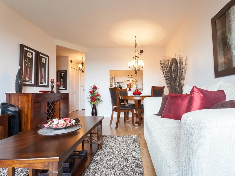 Appartement 2 Chambres a louer à Laval a Habitations Des Chateaux - Photo 08 - TrouveUnAppart – L6068