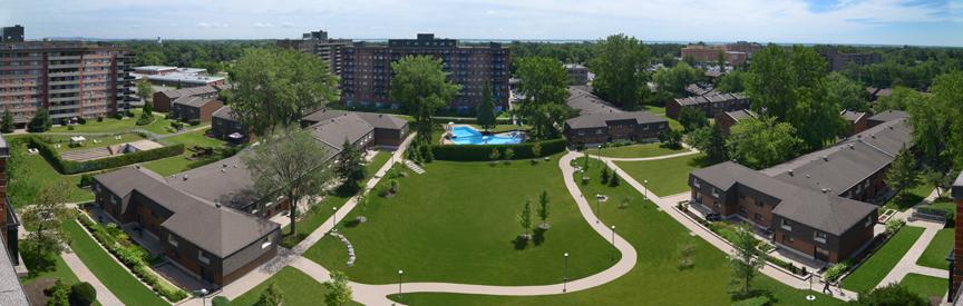 Maison de ville 3 Chambres a louer à Pointe-Claire a Southwest One - Photo 05 - TrouveUnAppart – L21535