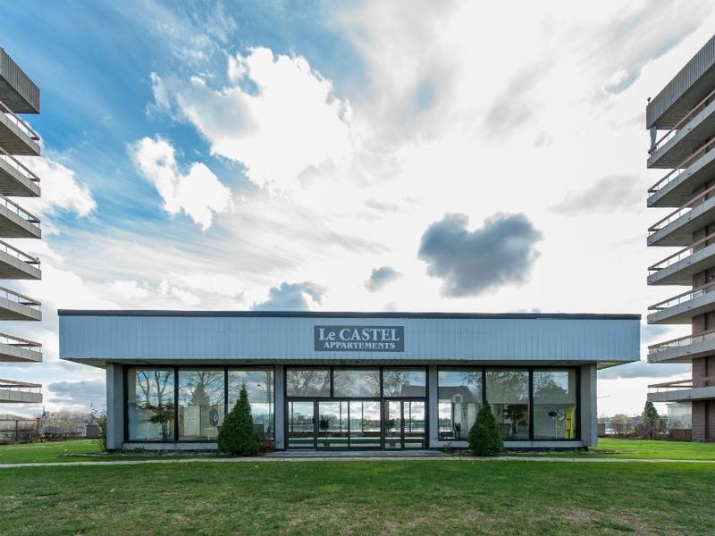 Appartement Studio / Bachelor a louer à Laval a Le Castel de Laval - Photo 02 - TrouveUnAppart – L6085