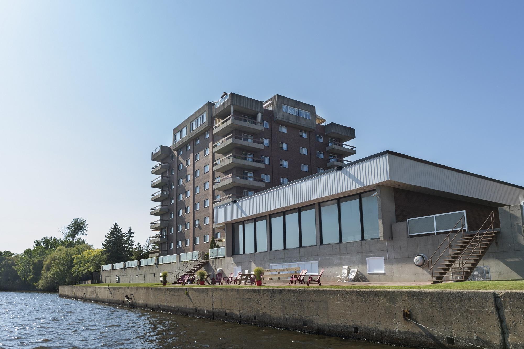 Appartement Studio / Bachelor a louer à Laval a Le Castel de Laval - Photo 06 - TrouveUnAppart – L6085
