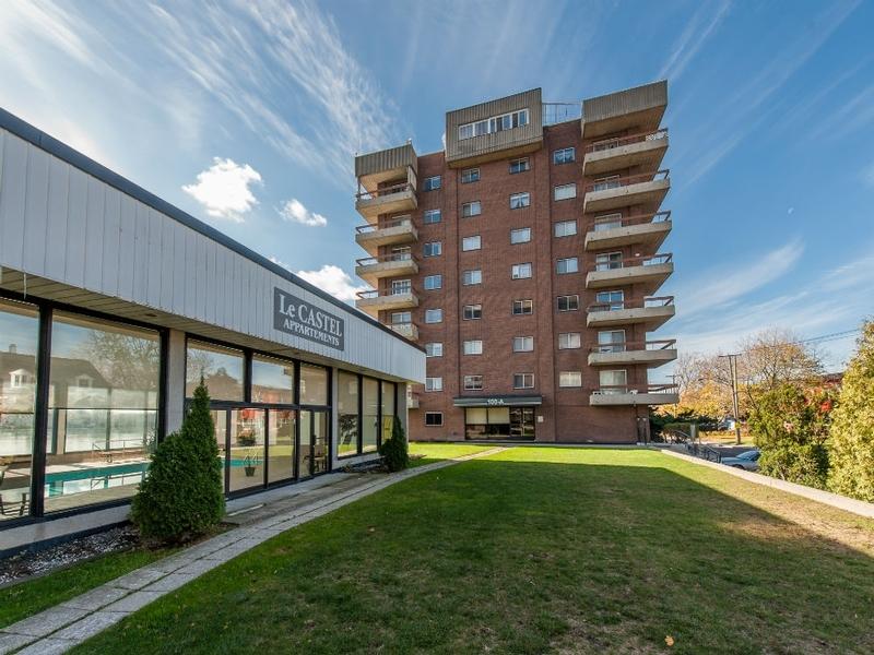 Appartement Studio / Bachelor a louer à Laval a Le Castel de Laval - Photo 08 - TrouveUnAppart – L6085