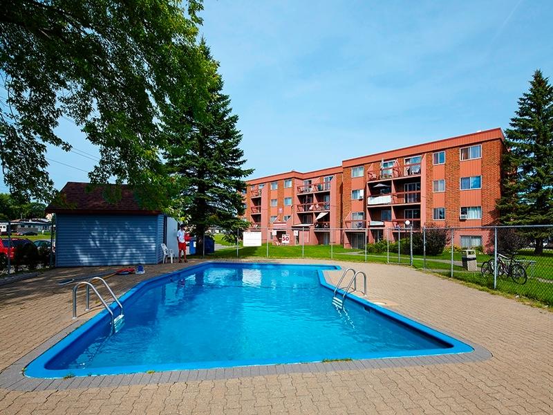 Appartement 2 Chambres a louer à La Cité-Limoilou a Le Complexe Montserrat - Photo 03 - TrouveUnAppart – L168593