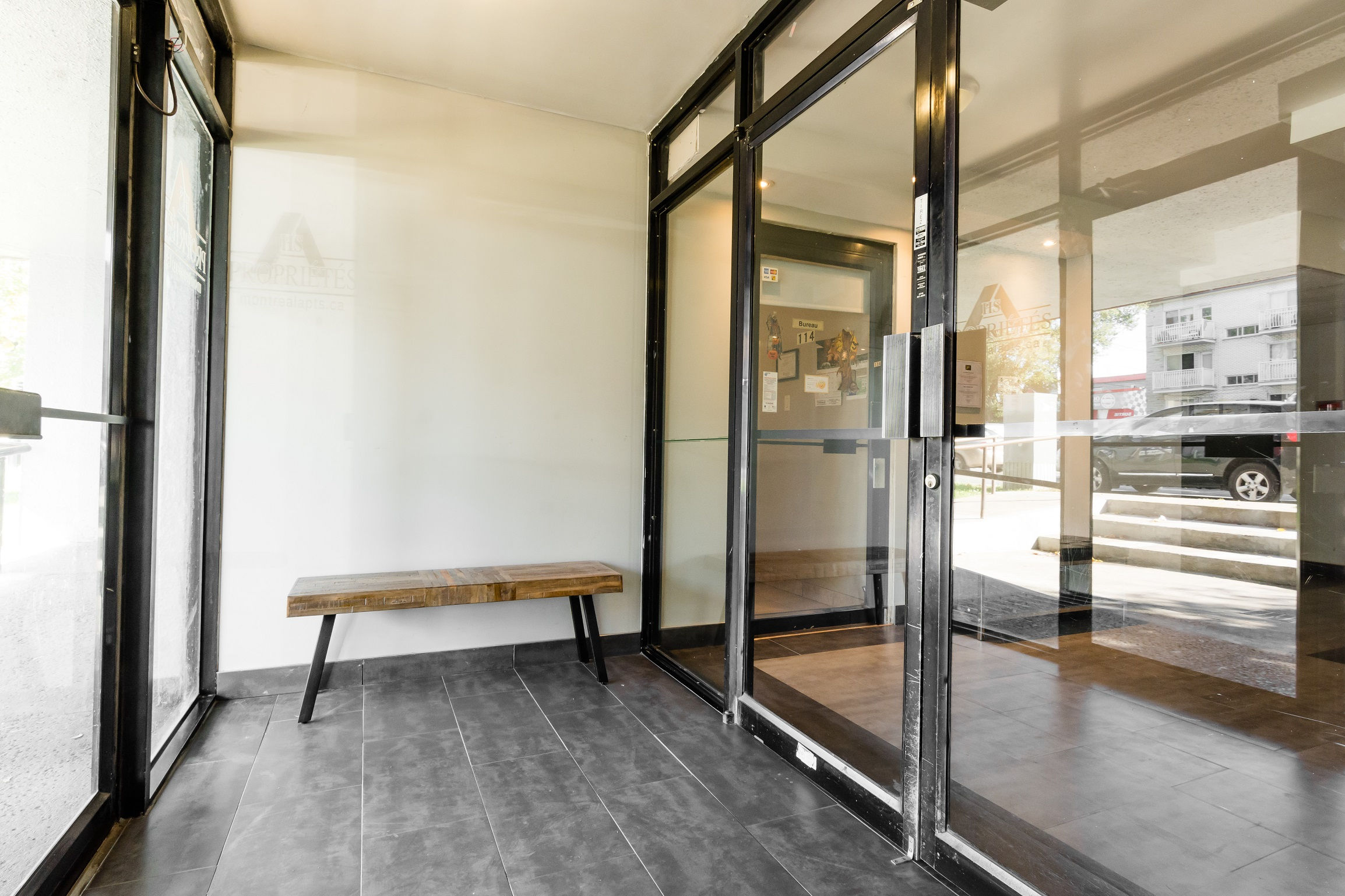 Appartement 2 Chambres a louer à Montreal-Nord a Lacordaire - Photo 04 - TrouveUnAppart – L7645