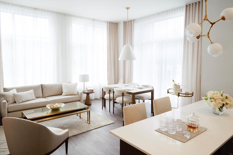 Condo 2 Chambres de luxe a louer à Laval a Collection Equinoxe - St-Elzear - Photo 01 - TrouveUnAppart – L199896