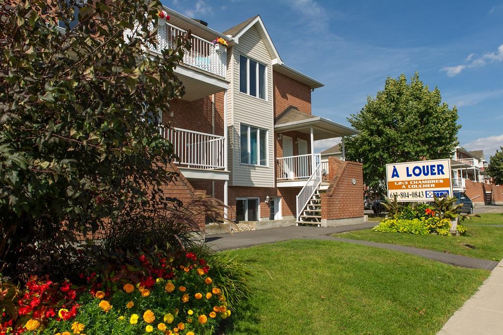Appartement 1 Chambre a louer à Gatineau-Hull a Du Plateau - Photo 02 - TrouveUnAppart – L8892
