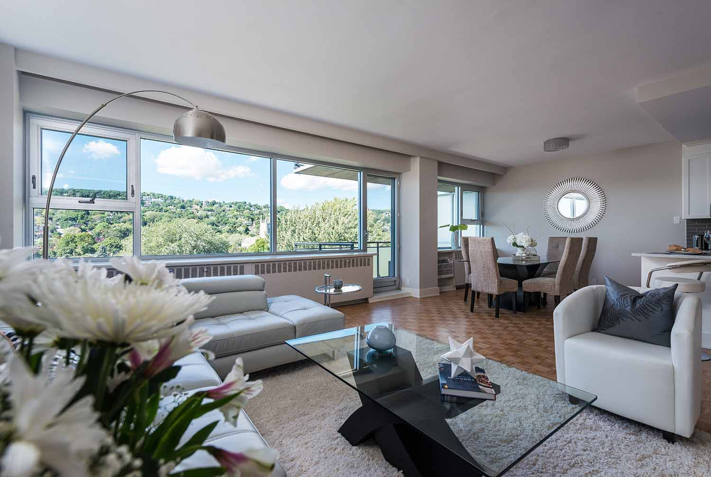 Appartement 2 Chambres de luxe a louer à Westmount a 4300 de Maisonneuve Ouest - Photo 03 - TrouveUnAppart – L2167