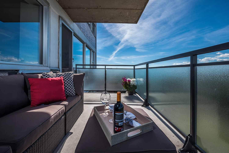 Appartement 2 Chambres de luxe a louer à Westmount a 4300 de Maisonneuve Ouest - Photo 16 - TrouveUnAppart – L2167