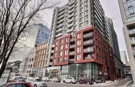 Appartement 1 Chambre a louer à Montréal (Centre-Ville) a Le Saint M2 - Photo 01 - TrouveUnAppart – L295572