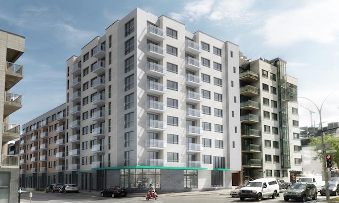 Penthouse 2 Chambres de luxe a louer à Montréal (Centre-Ville) a Glo2 - Photo 01 - TrouveUnAppart – L220503