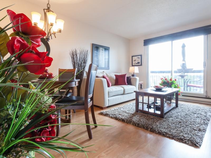 Appartement 3 Chambres a louer à Laval a Habitations Des Chateaux - Photo 08 - TrouveUnAppart – L6069
