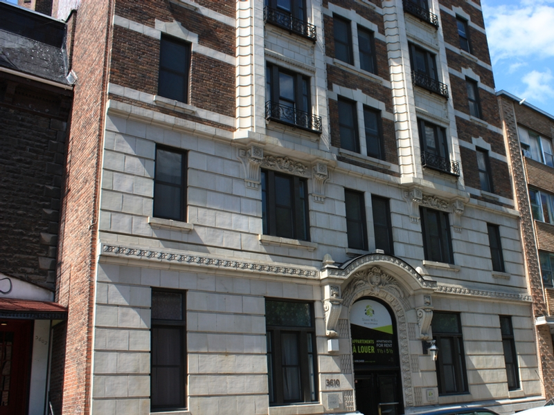 Appartement Studio / Bachelor a louer à Montréal (Centre-Ville) a La Belle Epoque - Photo 02 - TrouveUnAppart – L401902