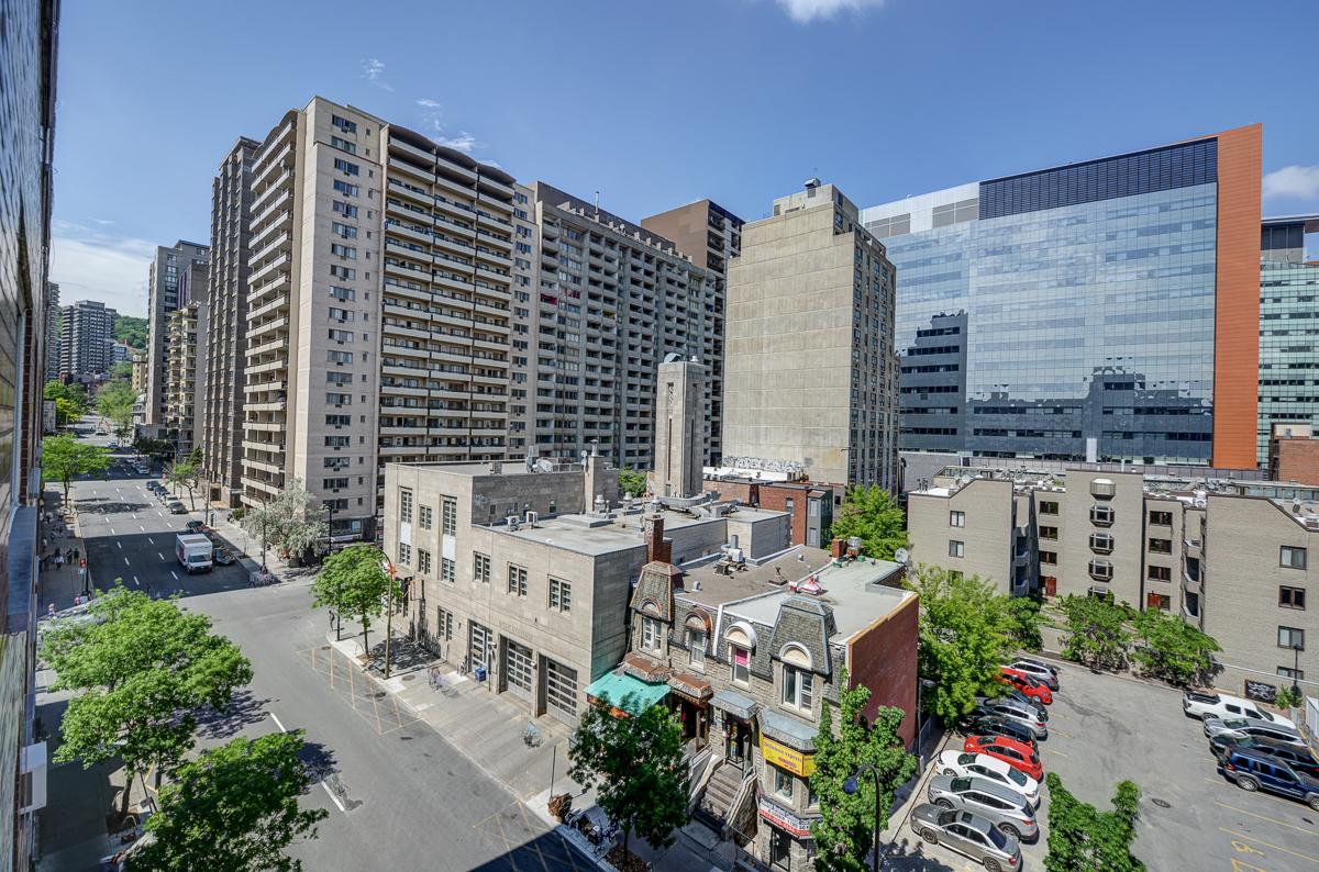 Appartement 1 Chambre a louer à Montréal (Centre-Ville) a 1420 St Mathieu - Photo 06 - TrouveUnAppart – L125118