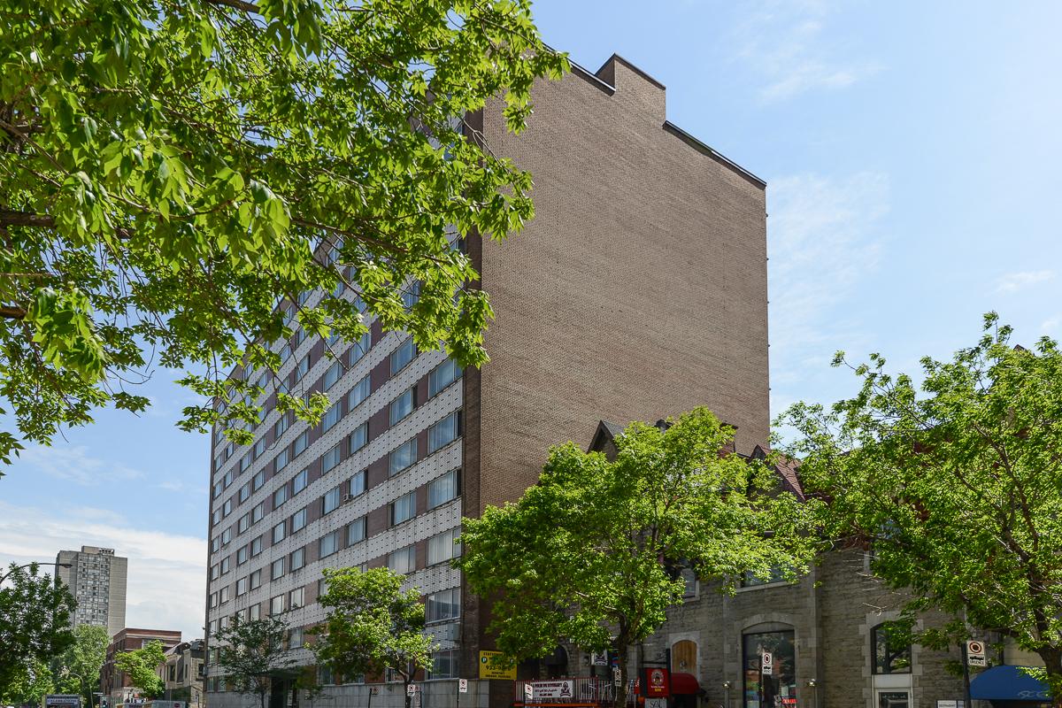 Appartement 1 Chambre a louer à Montréal (Centre-Ville) a 1420 St Mathieu - Photo 07 - TrouveUnAppart – L125118