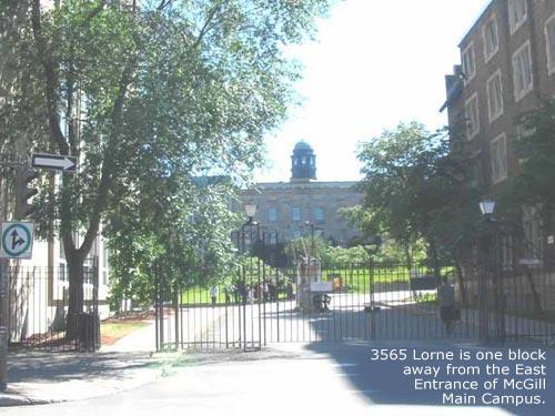 Appartement Studio / Bachelor a louer à Montréal (Centre-Ville) a 3565 Lorne - Photo 05 - TrouveUnAppart – L5007