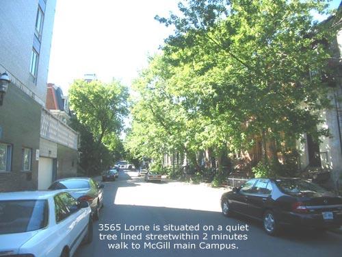 Appartement Studio / Bachelor a louer à Montréal (Centre-Ville) a 3565 Lorne - Photo 08 - TrouveUnAppart – L5007