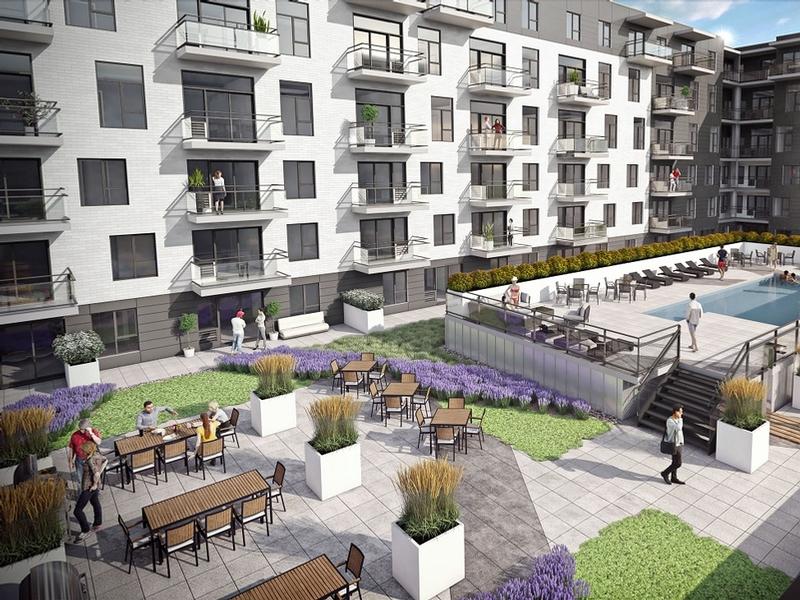 Appartement 1 Chambre a louer à Montréal (Centre-Ville) a Unicité - Photo 05 - TrouveUnAppart – L401589