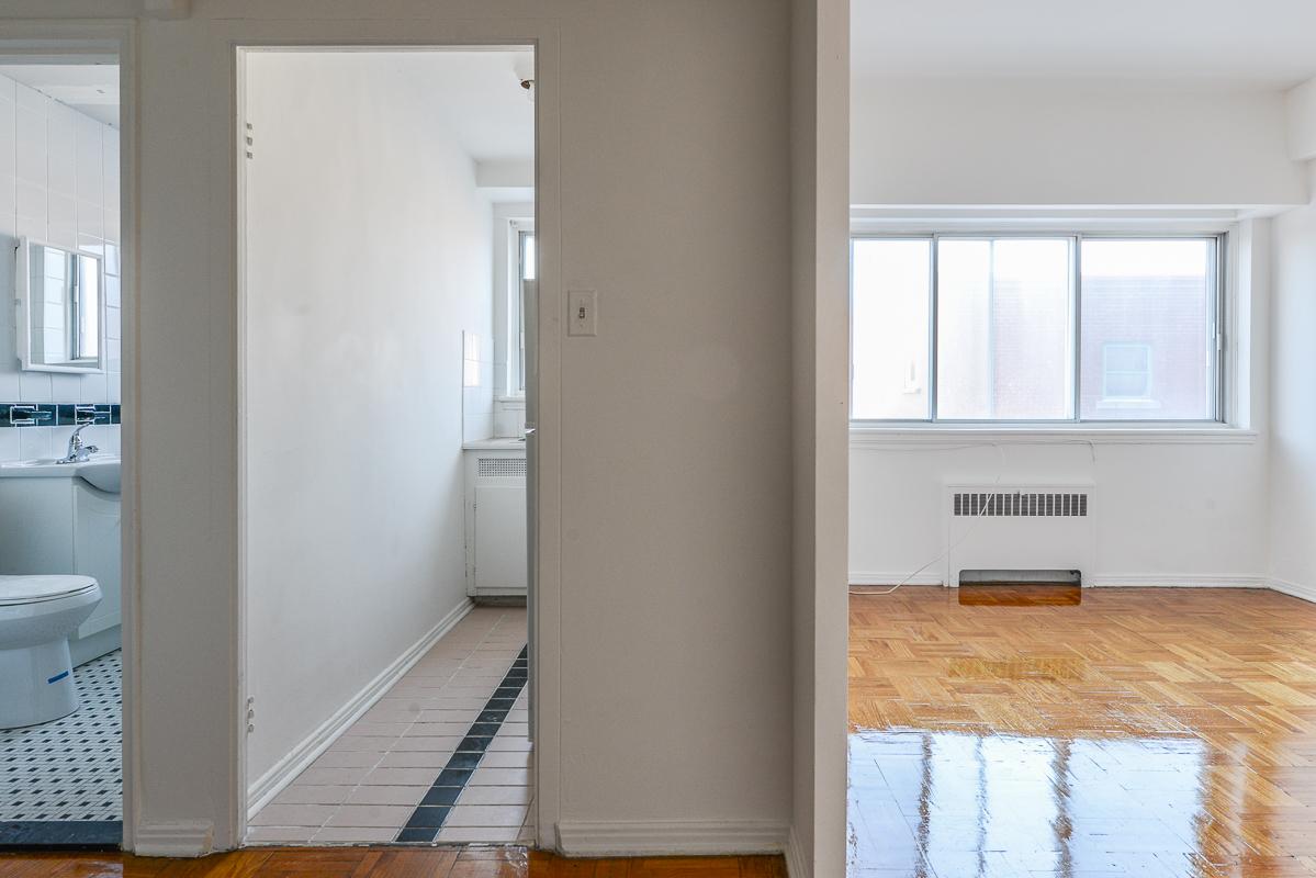Appartement Studio / Bachelor a louer à Notre-Dame-de-Grâce a Longpre - Photo 01 - TrouveUnAppart – L1035