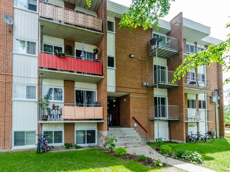Appartement Studio / Bachelor a louer à La Haute-Saint-Charles a Loretteville - Photo 01 - TrouveUnAppart – L333439